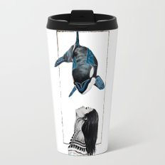 Haida Orca Travel Mug