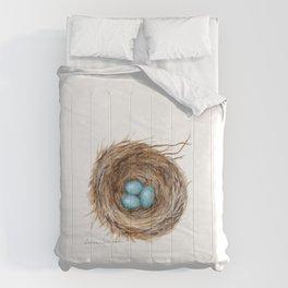 Life is Fragile by Teresa Thompson Comforters