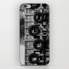 Tyre bumpers - Tasmania iPhone Skin