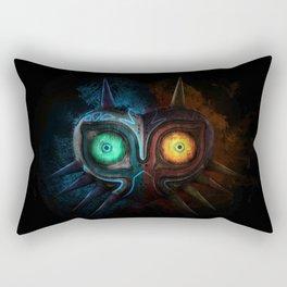 Majora Mask  Rectangular Pillow