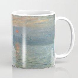 Claude Monet's Impression, Soleil Levant Coffee Mug