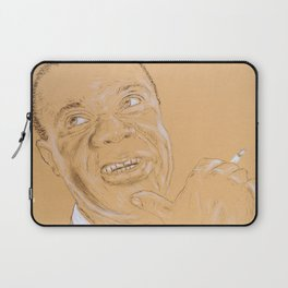 Louis Armstrong Laptop Sleeve