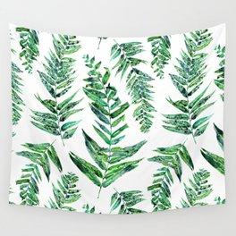 Jungle Ferns Wall Tapestry