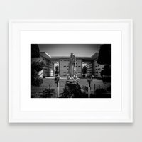 religious Framed Art Prints featuring Conveniently Religious  by JxRIOSxPHOTOS