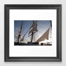 Euterpe Framed Art Print