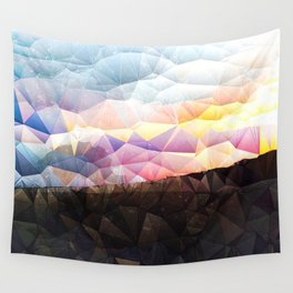 Candy on the Dunes Wall Tapestry
