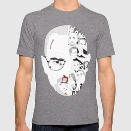 Breaking Bad: Walter White broken down T-shirt