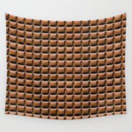 Chocolate Bar Overhead Wall Tapestry