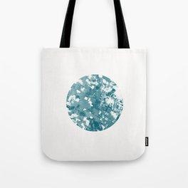 Cool, Calm & Delicate Tote Bag