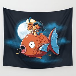 A special Crossover Wall Tapestry