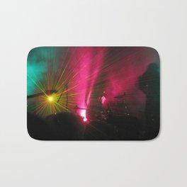 STRFCKR concert lasers Bath Mat