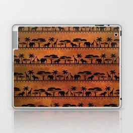 African Animal Pattern Laptop & iPad Skin