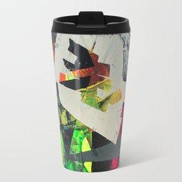 oblique glance Travel Mug