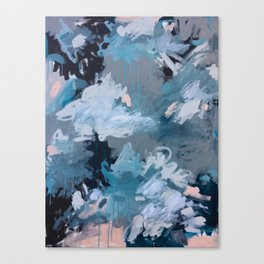 All in the Clouds Canvas Print