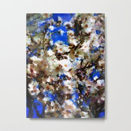 Receiving the spring Metal Print