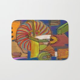 Hallucination Jukebox Bath Mat