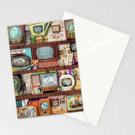 The Golden Age of Television Stationery Cards
