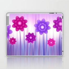 Flower meadow Laptop & iPad Skin