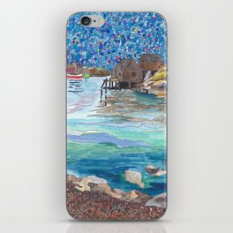 In the Cove iPhone Skin