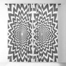 I'm Glad Sheer Curtain