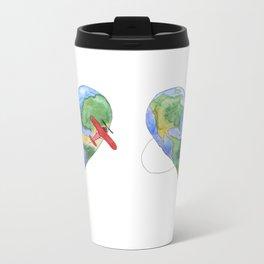 Love to Travel Travel Mug