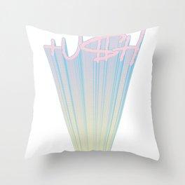 PUSH - UP  (PBYL) Throw Pillow