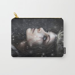 In the Dark of Winter Carry-All Pouch