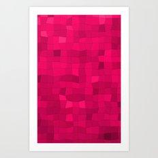 Energetic Art Print