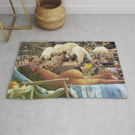 End of the World Rug