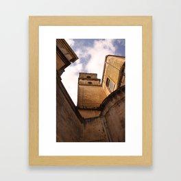 Italian Castle Framed Art Print