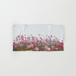 Flower photography by MIO ITO Hand & Bath Towel