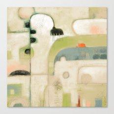 STRANGE LANDSCAPE Canvas Print