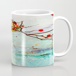 Golden City Reflections Coffee Mug