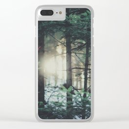 attersee (30) Clear iPhone Case