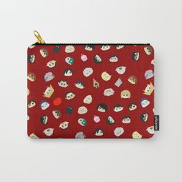 A Mix of Death Notes Carry-All Pouch