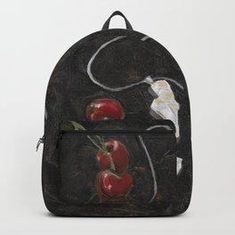 Red Cherries Backpack