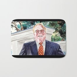 "The Big Lebowski ""Brandt"" Bath Mat"