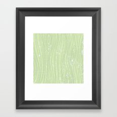 Woody Framed Art Print