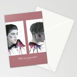 SKAM / DRUCK - David & Matteo Stationery Cards