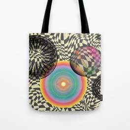 A Trip into the Cosmos Tote Bag