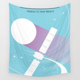 Deep Space 1 Wall Tapestry