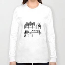 Tonet chairs Long Sleeve T-shirt
