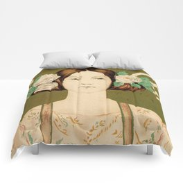 1895 Buffalo Courier for women  New York Comforters