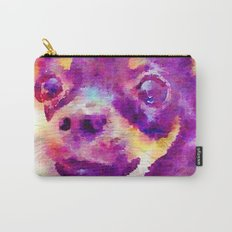 Lizzy (Chihuahua) Carry-All Pouch