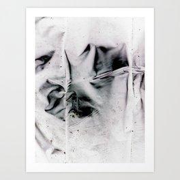 plastik/caustic#2 Art Print