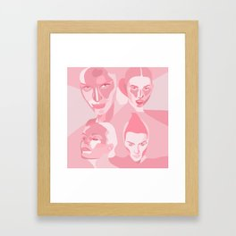 The Future Framed Art Print