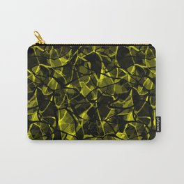 Abstract 31 camouflage Carry-All Pouch