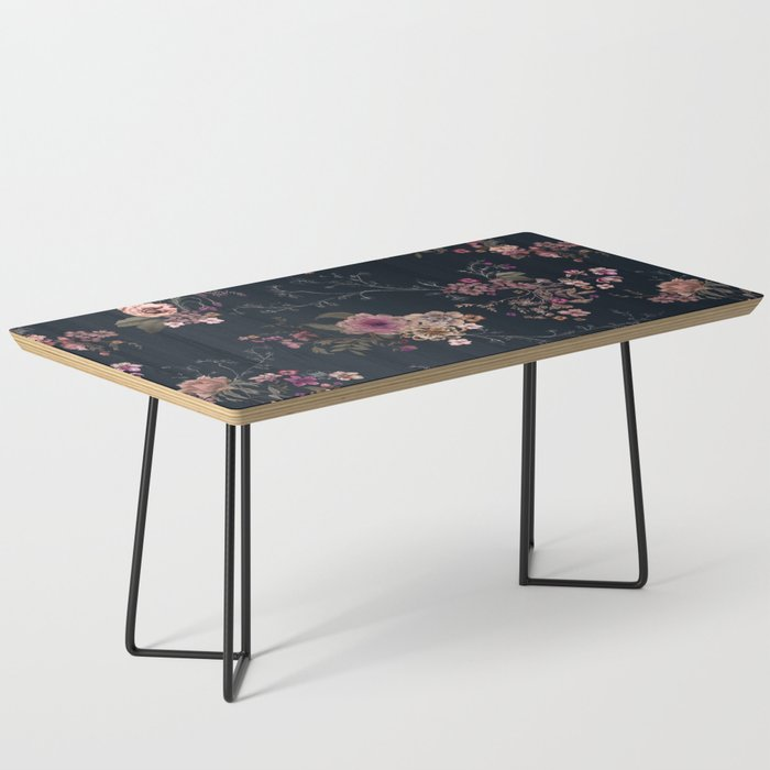 Japanese Coffee Table.Japanese Boho Floral Coffee Table By Caseysaccomanno
