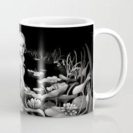 Woman in the water Coffee Mug