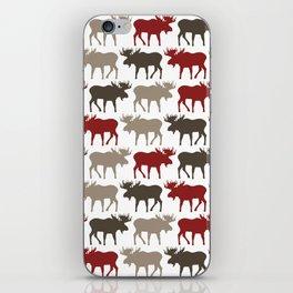 Moose Promenade iPhone Skin
